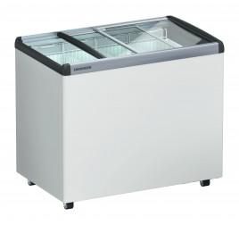 334 literes Liebherr mélyhűtő láda üveg tetővel