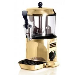 3 literes Bras forró csoki gép, arany
