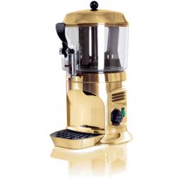 5 literes Bras forró csoki gép, arany
