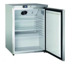 145 literes teli ajtós rozsdamentes hűtőszekrény
