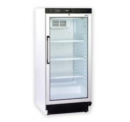 215 literes üvegajtós hűtőszekrény