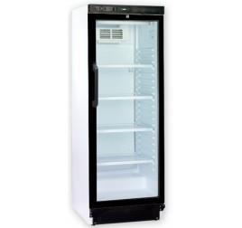 290 literes üvegajtós hűtőszekrény