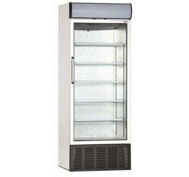 657 literes üvegajtós hűtőszekrény