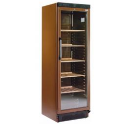 372 literes üvegajtós borhűtő