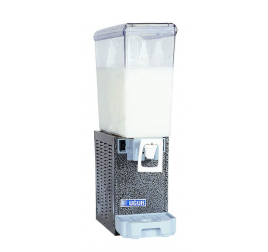 22 literes üdítő és tejadagoló