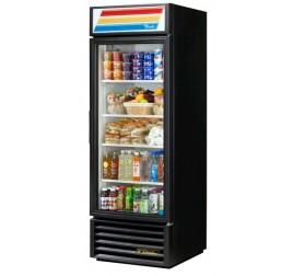 652 literes üvegajtós hűtőszekrény