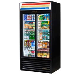 935 literes csúszó üvegajtós hűtőszekrény
