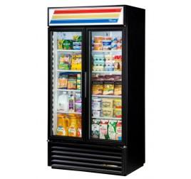 991 literes üvegajtós hűtőszekrény