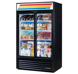 1161 literes csúszó üvegajtós hűtőszekény