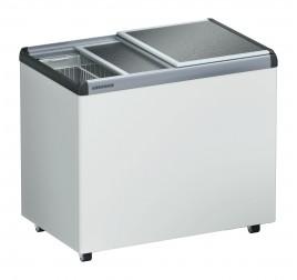 326 literes Liebherr mélyhűtő láda teli tetővel