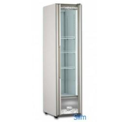 270 literes üvegajtós hűtőszekrény - slim