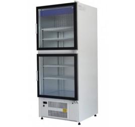 700 literes üvegajtós hűtőszekrény