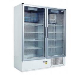 1200 literes üvegajtós hűtőszekrény