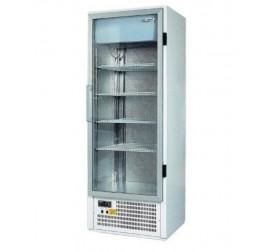 500 literes üvegajtós hűtőszekrény