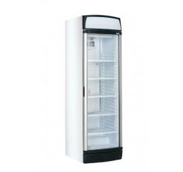 380 literes üvegajtós hűtőszekrény