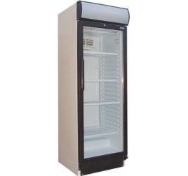 438 literes üvegajtós hűtőszekrény