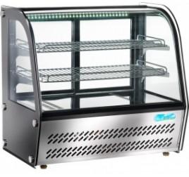 100 literes Forcar asztali bemutató hűtővitrin
