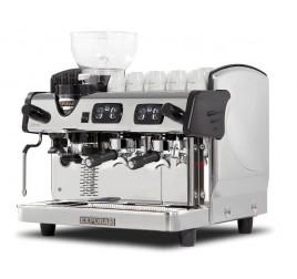 Expobar Zircon kétkaros kávégép számlálós darálóval - fekete
