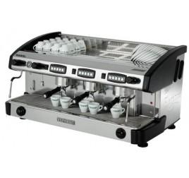 Expobar NEW ELEGANCE CONTROL háromkaros kávégép daráló nélkül - fekete