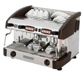 Expobar NEW ELEGANCE CONTROL kétkaros kávégép daráló nélkül - fa borítással