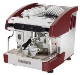 Expobar NEW ELEGANCE MINI CONTROL egykaros kávégép daráló nélkül - bordó