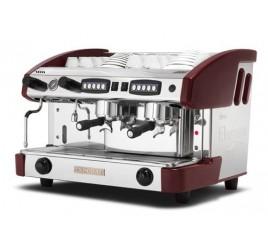 Expobar NEW ELEGANCE CONTROL kétkaros kávégép daráló nélkül - bordó