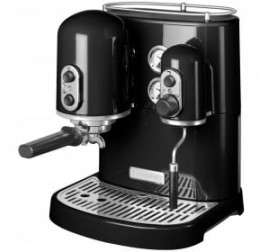 KitchenAid Artisan eszpresszógép onyx - fekete