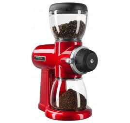 KitchenAid Artisan kávédaráló - piros