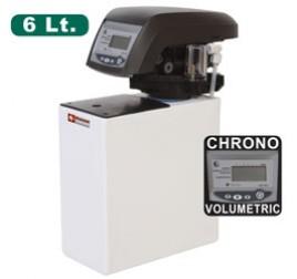 6 literes Diamond automata vízlágyító
