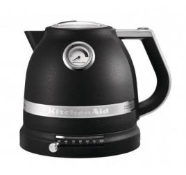 1,5 literes KitchenAid Artisan vízforraló - öntöttvas fekete