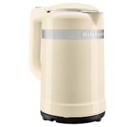 1,5 literes KitchenAid Design vízforraló - mandulakrém