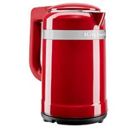 1,5 literes KitchenAid Design vízforraló - piros