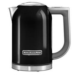1,7 literes KitchenAid vízforraló - onyx fekete