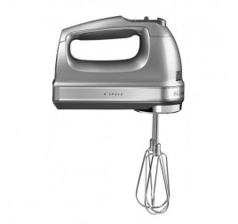 KitchenAid kézi mixer - ezüst