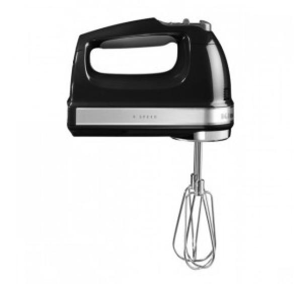 KitchenAid kézi mixer - onyx fekete