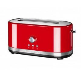 4 szeletes KitchenAid kenyérpirító - piros