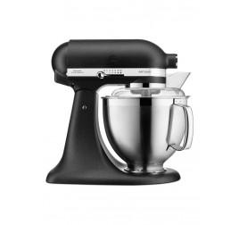 4,8 literes KitchenAid Artisan Premium robotgép - öntöttvas fekete