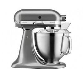 4,8 literes KitchenAid Artisan Premium robotgép - medálezüst