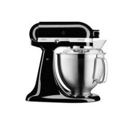4,8 literes KitchenAid Artisan Premium robotgép - onyx fekete