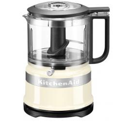 0,83 literes KitchenAid aprítógép - mandulakrém
