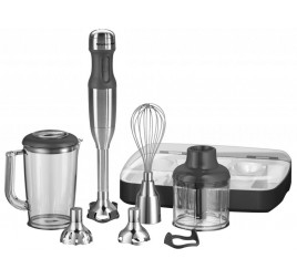 KitchenAid botmixer garnitúra - inox