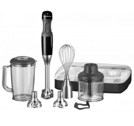 KitchenAid botmixer garnitúra - onyx fekete