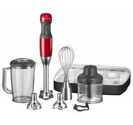 KitchenAid botmixer garnitúra - piros
