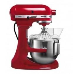 4,8 literes KitchenAid professzionális robotgép - piros