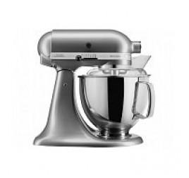 4,8 literes KitchenAid Artisan robotgép - ezüst