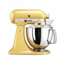 4,8 literes KitchenAid Artisan robotgép - sárga