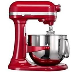 6,9 literes KitchenAid Artisan professzionális robotgép - piros
