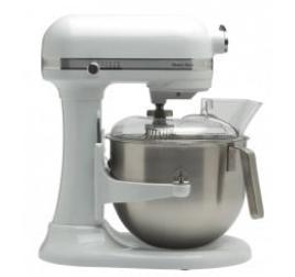 6,9 literes KitchenAid professzionális robotgép - fehér