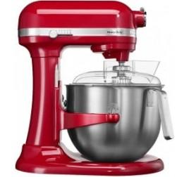 6,9 literes KitchenAid professzionális robotgép - piros