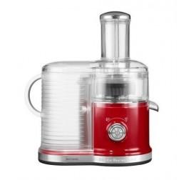 KitchenAid Artisan gyümölcs és zöldség centrifuga - piros